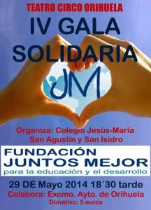 Gala Fundación Juntos Mejor